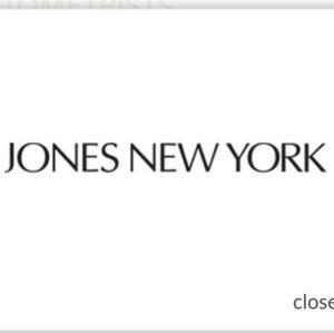 JONES NEW YORK ITEMS